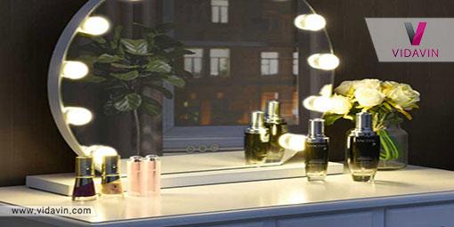 کادو ولنتاین مورد علاقه- آینه- هدیه کاربردی