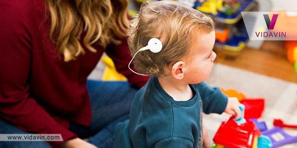 خرید اینترنتی هدیه برای کودکان ناشنوا