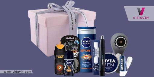 ست بهداشتی هدیه ولنتاین برای پسر ها