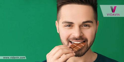 هدیه ولنتاین برای پسر ها شکلات عشق
