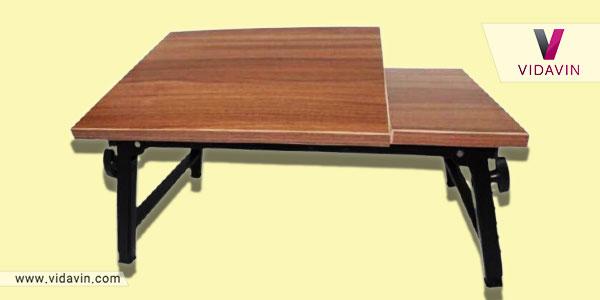 هدیه خاص به مردان میز کوچک تاشو برا ی مطالعه و درس خواندن