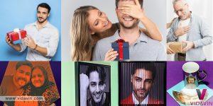 خرید اینترنتی هدیه برای مردان