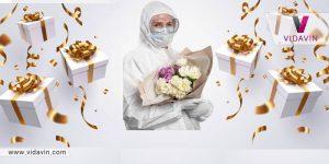 هدیه برای کادر درمان در روزهای کرونا