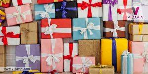 کادو کردن هدیه بزرگ- چطور هدیه بزرگ را کادو کنم