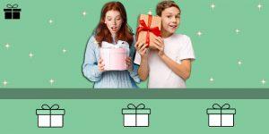 هدیه خاص به نوجوان- ویداوین
