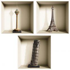 طاقچه مجازی طرح برج
