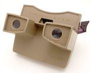 دوربین واقعیت مجازی قدیمی