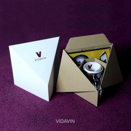 لیوان آینه ای ویداوین طرح LV عکس شماره دو