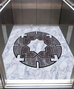 کفپوش آسانسور در تهران