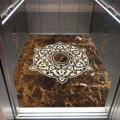کفپوش آسانسور