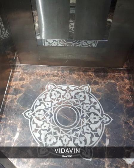 کفی آسانسور