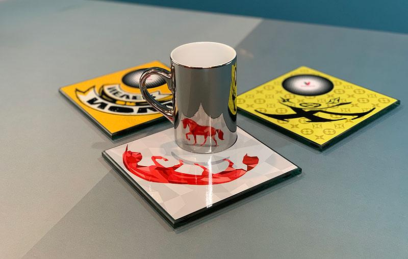 ماگ آینه ای ویداوین لیوان خاص و عجیب
