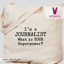 هدیه برای خبرنگاران- کیسه پارچه ای برای محافظت از زمین