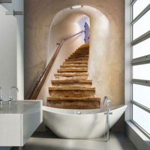 دیوار حمام